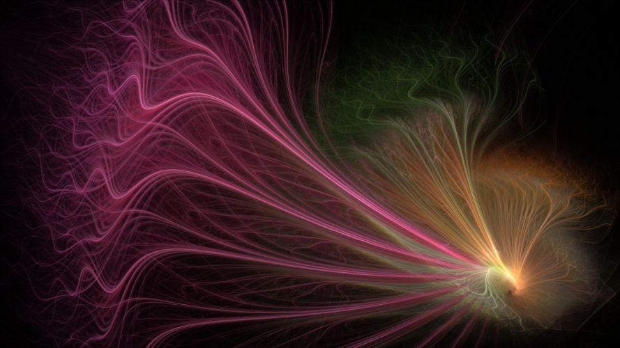 abstract art digital texture colorful creative wallpaper