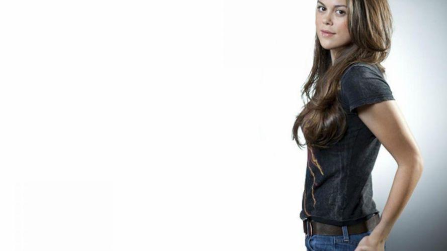 LINDSEY SHAW - celebrities actress shirt jeans wallpaper