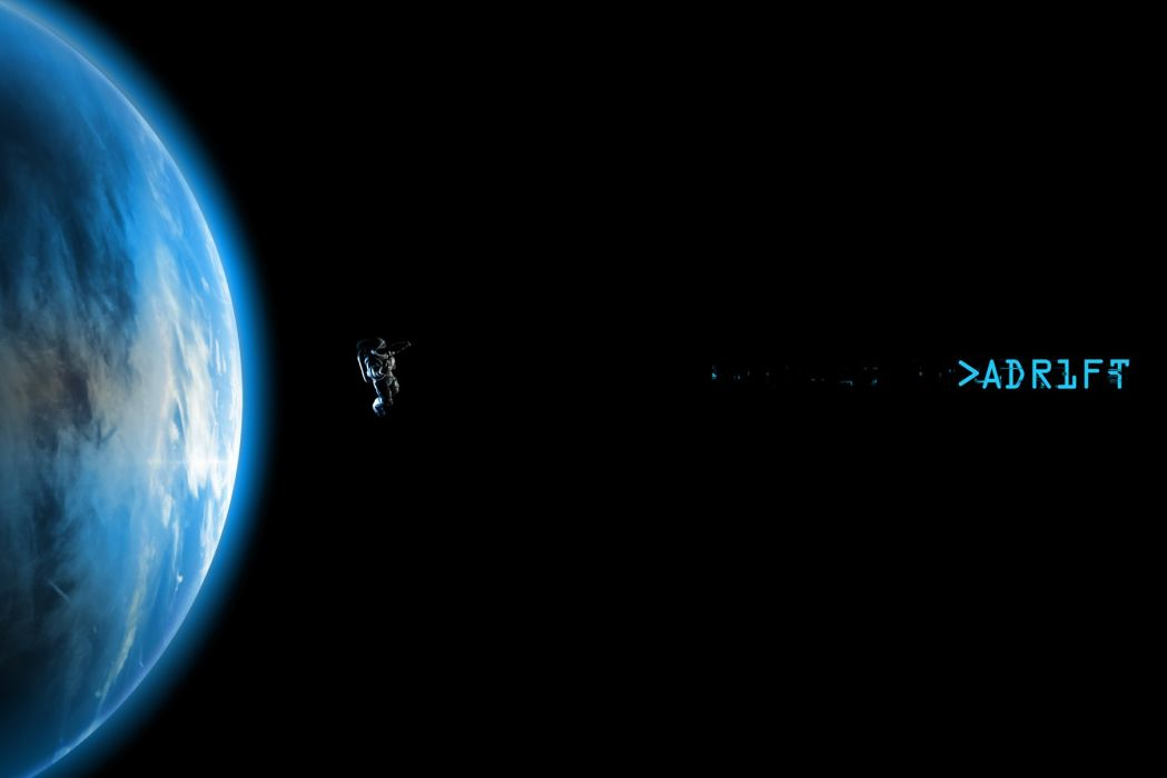 ADR1FT space adventure survival spaceship sci-fi astronaut wallpaper