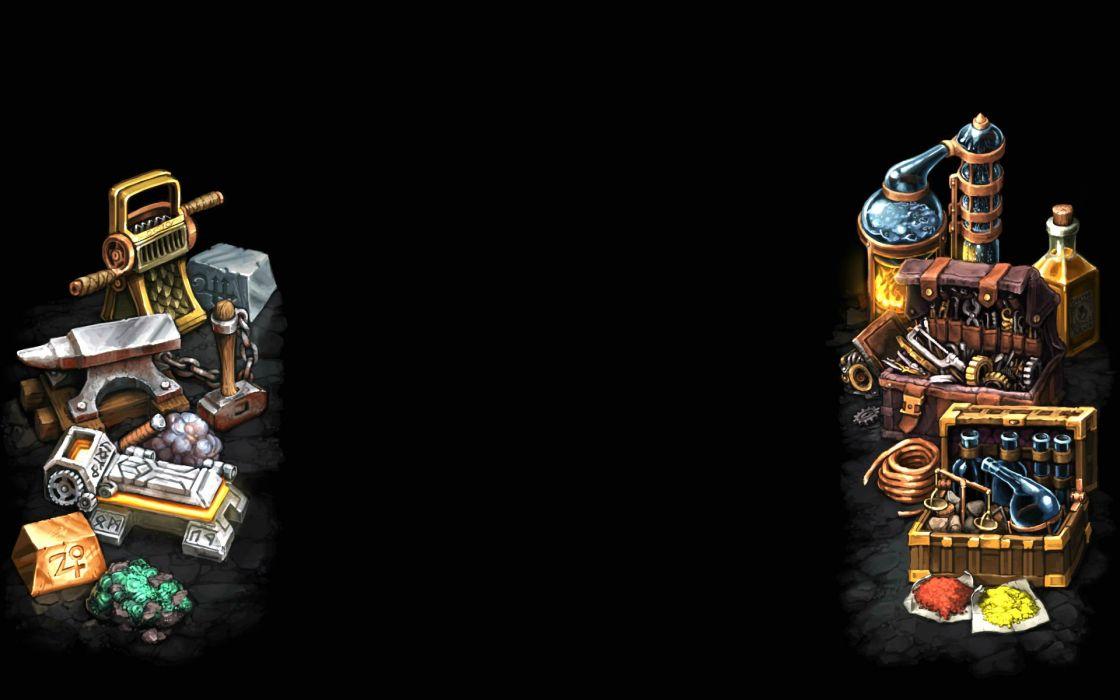 DUNGEONS OF DREDMOR rpg fantasy crawler dungeon adventure wallpaper