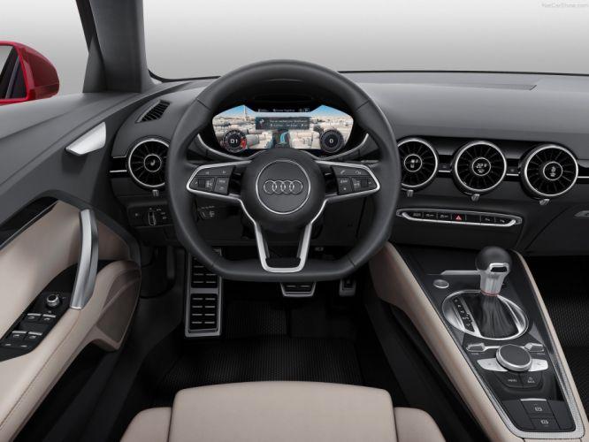 2014 Audi TT Sportback Concept cars wallpaper