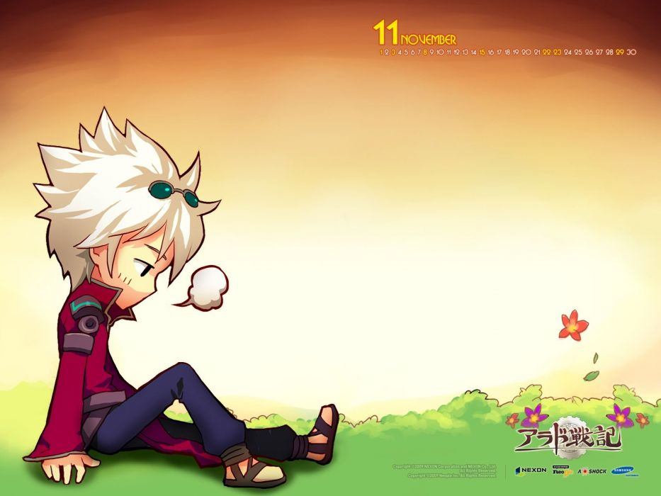 DUNGEON FIGHTER online rpg mmo action fantasy anime fighting wallpaper