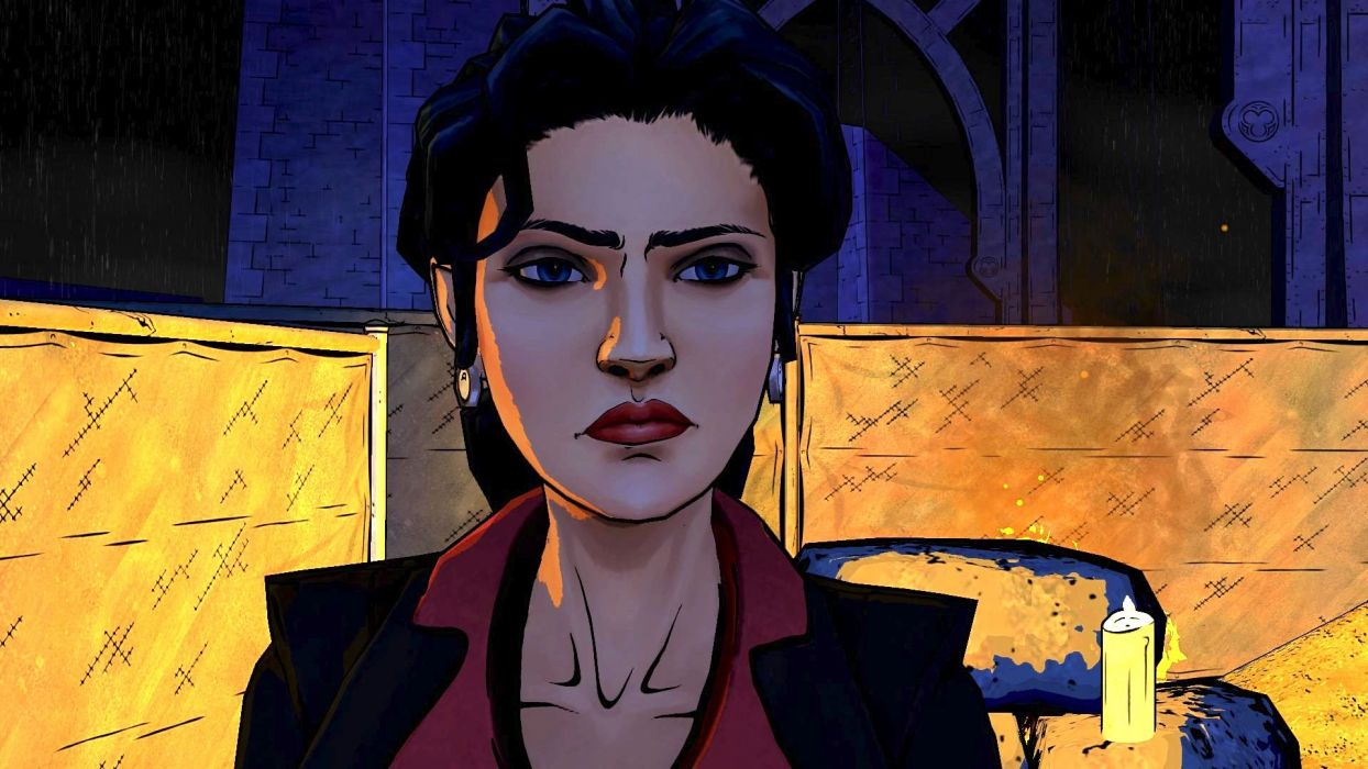 The wolf among us snow white snowhite game video wallpaper
