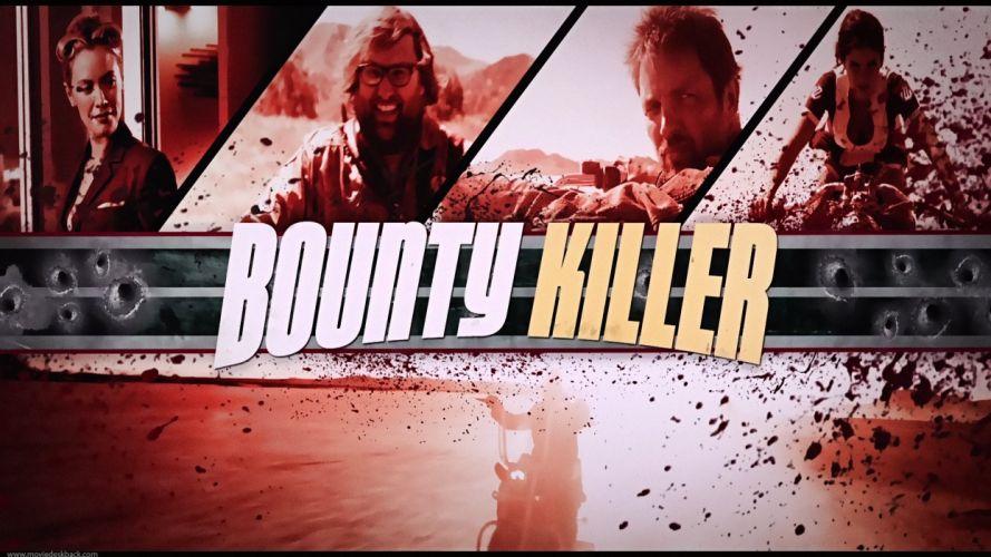 BOUNTY KILLER action sci-fi thriller apocalyptic comedy wallpaper