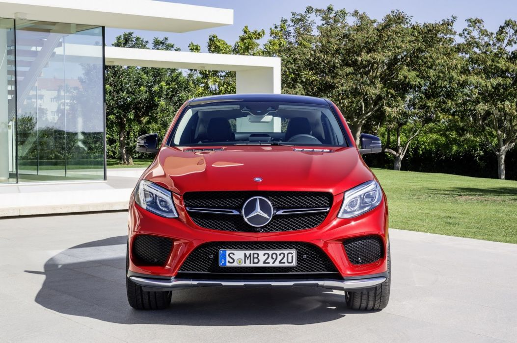 2015 Mercedes GLE cars SUV germany wallpaper