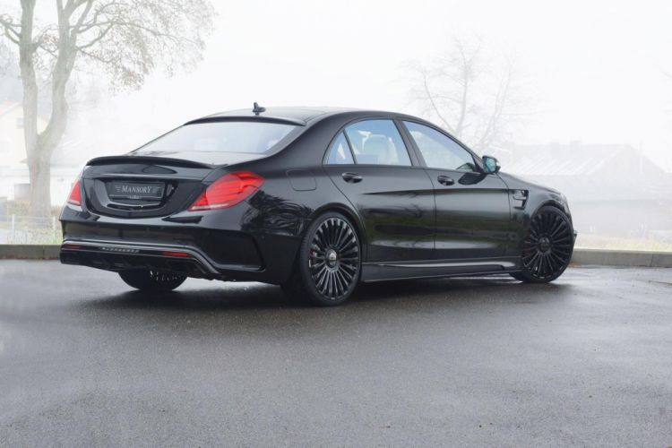 2014 Mansory Mercedes Classe S AMG cars luxury tuning wallpaper