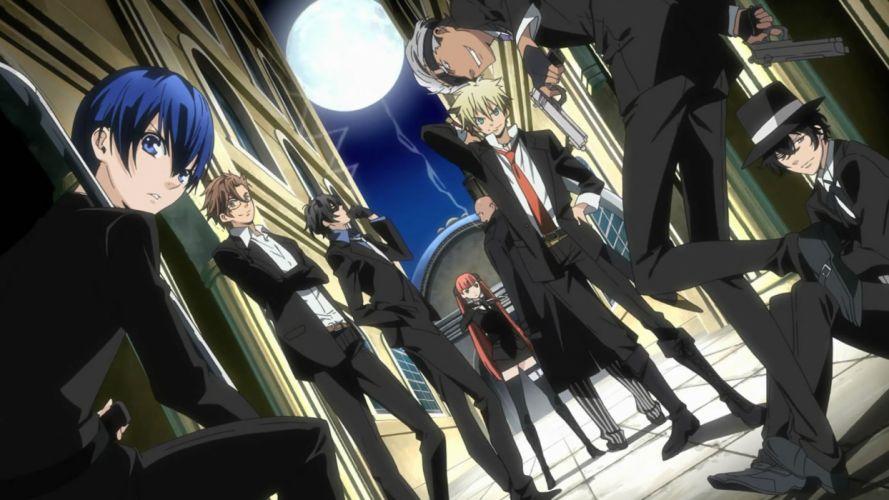 La Storia Della Arcana Famiglia group anime guys wallpaper