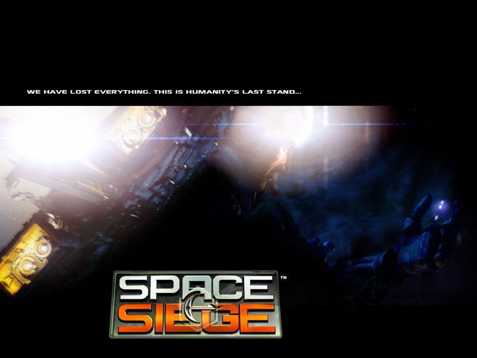SPACE-SIEGE action rpg sci-fi spaceship space siege wallpaper