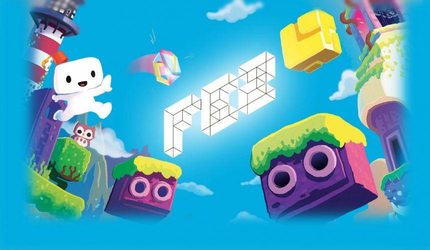 FEZ puzzle platform adventure sci-fi fantasy fez-game wallpaper