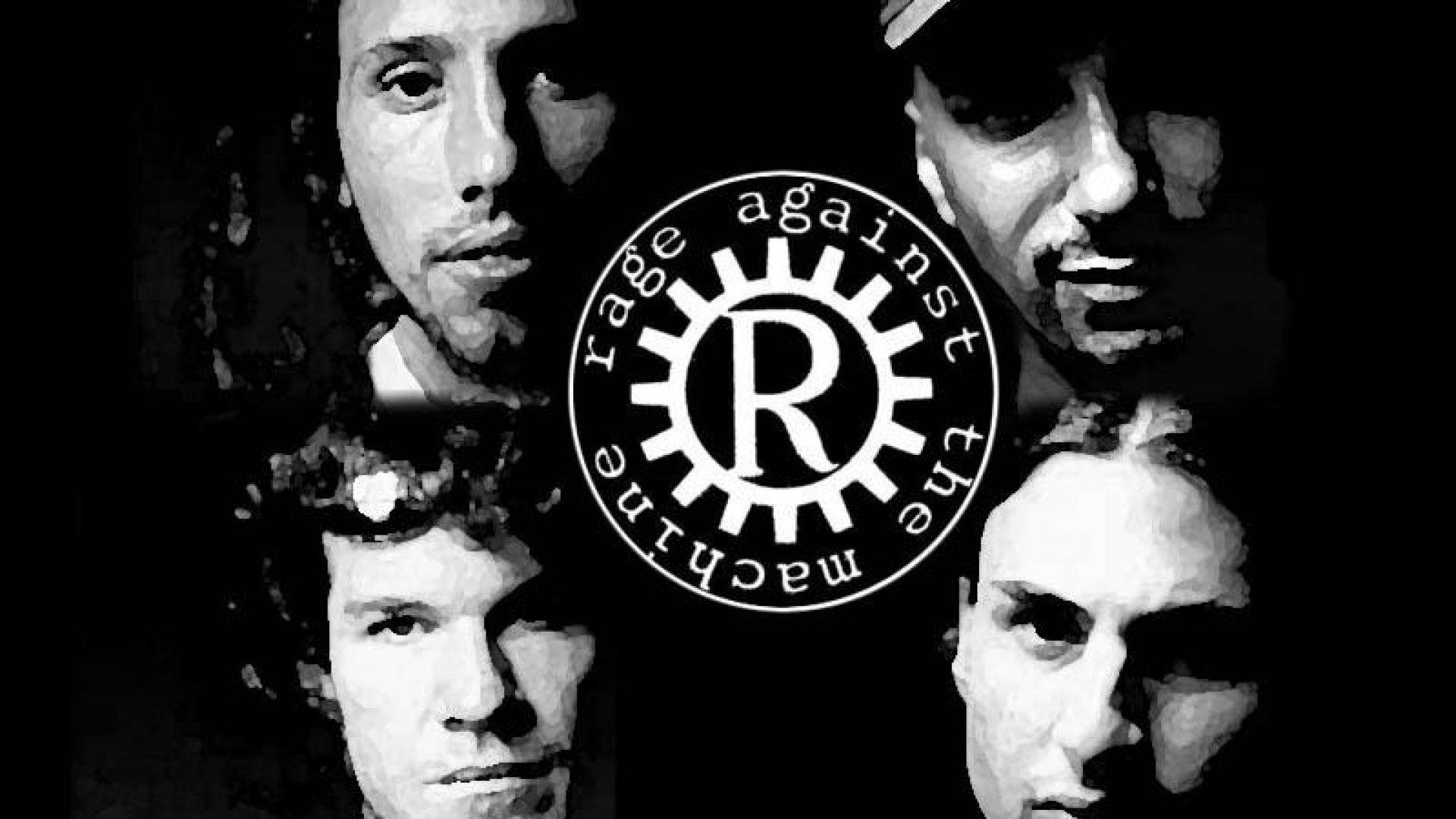 Ratm Metal Nu Metal Rap Rage Against Machine Anarchy Wallpaper