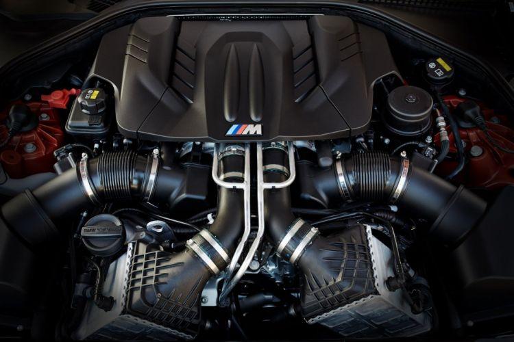 2015 BMW M6 M6 Coupe Facelift cars wallpaper
