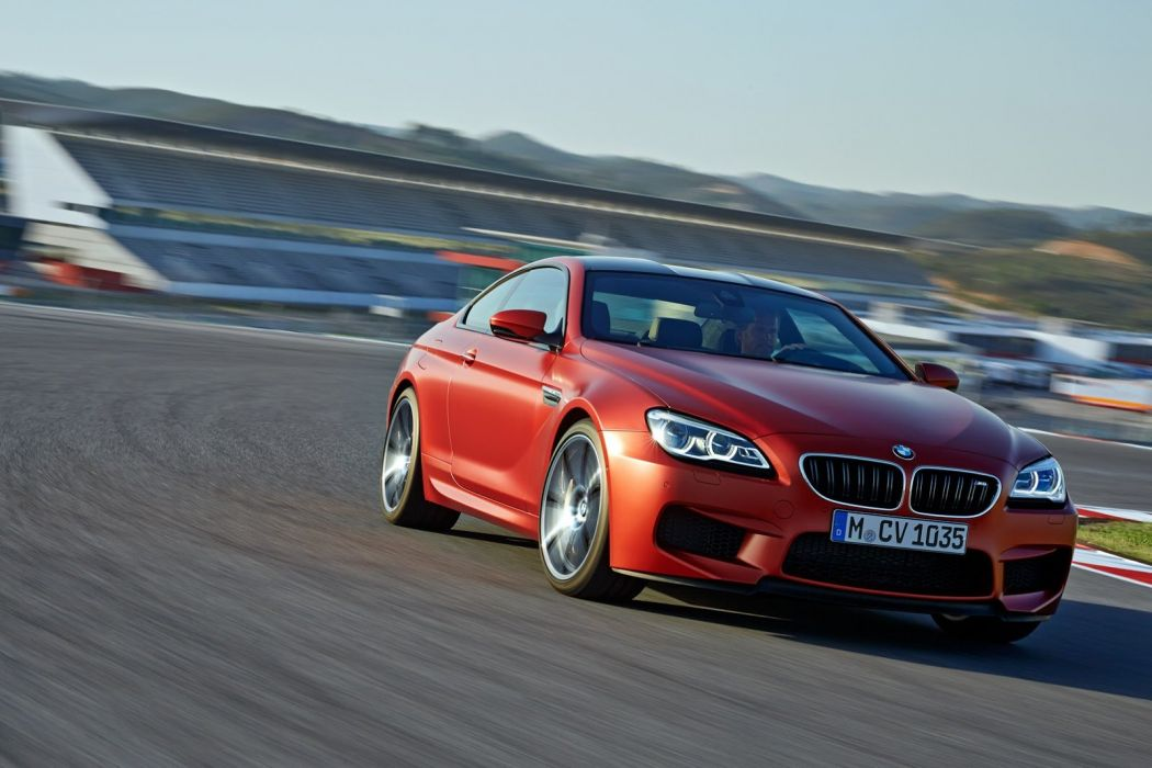 2015 BMW M6 M6 Coupe Facelift cars wallpaper