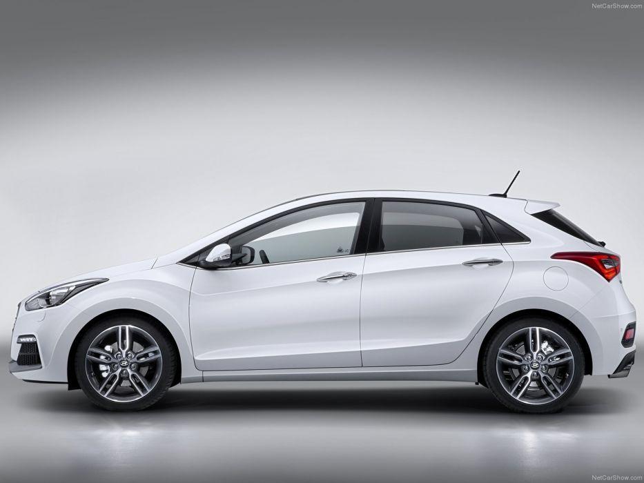 2015 Hyundai i30 Turbo cars wallpaper