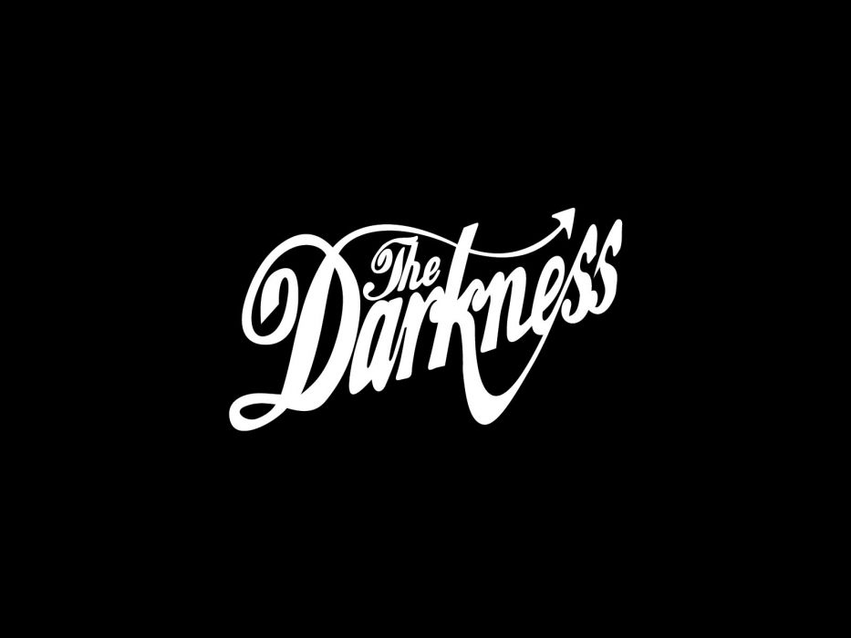 THE-DARKNESS hard rock glam metal heavy darkness wallpaper