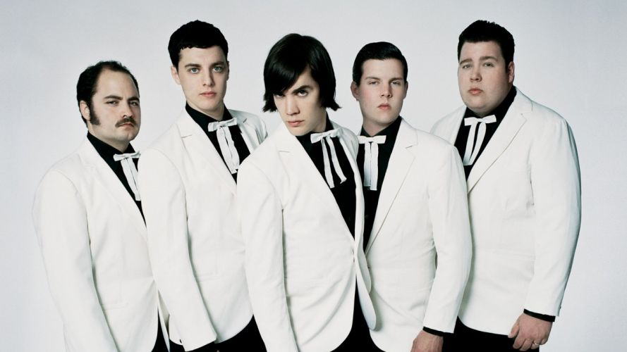 THE-HIVES garage rock hard punk hives wallpaper