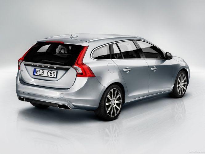 Volvo V60 2014 wallpaper