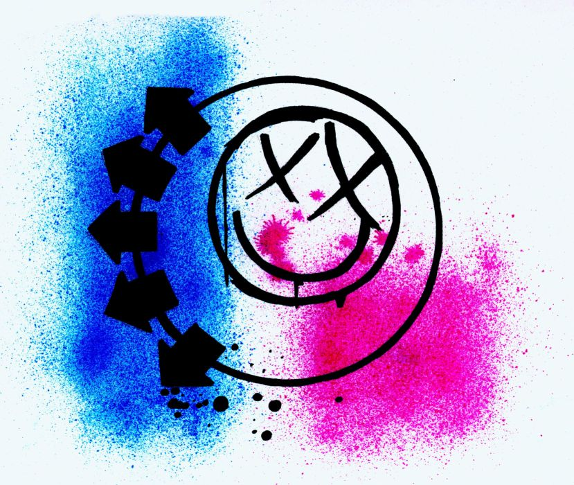 BLINK-182 pop punk alternative rock hard blink 182 wallpaper