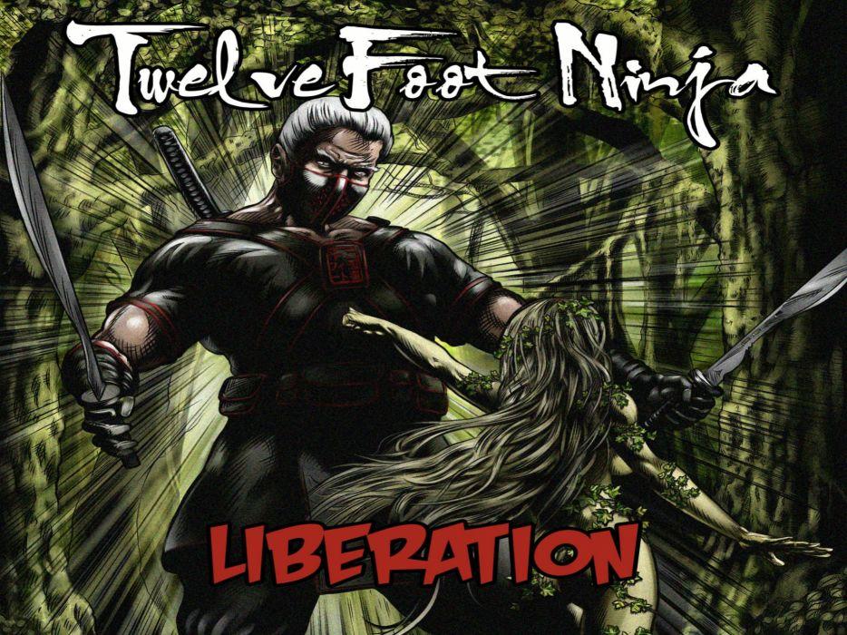 TWELVE-FOOT-NINJA alternative metal experimental reggae funk twelve foot ninja wallpaper