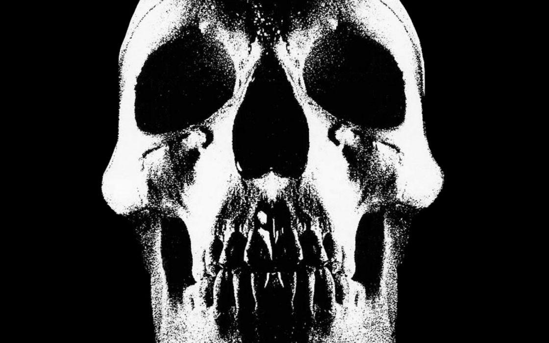 DEFTONES alternative metal experimental rock nu-metal heavy hard dark skull wallpaper