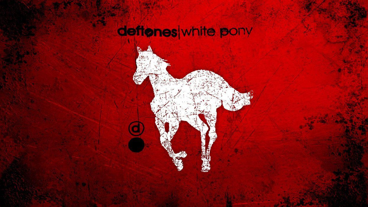 DEFTONES alternative metal experimental rock nu-metal heavy hard horse wallpaper