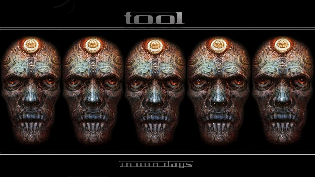 TOOL alternative metal rock nu-metal psychedelic dark wallpaper