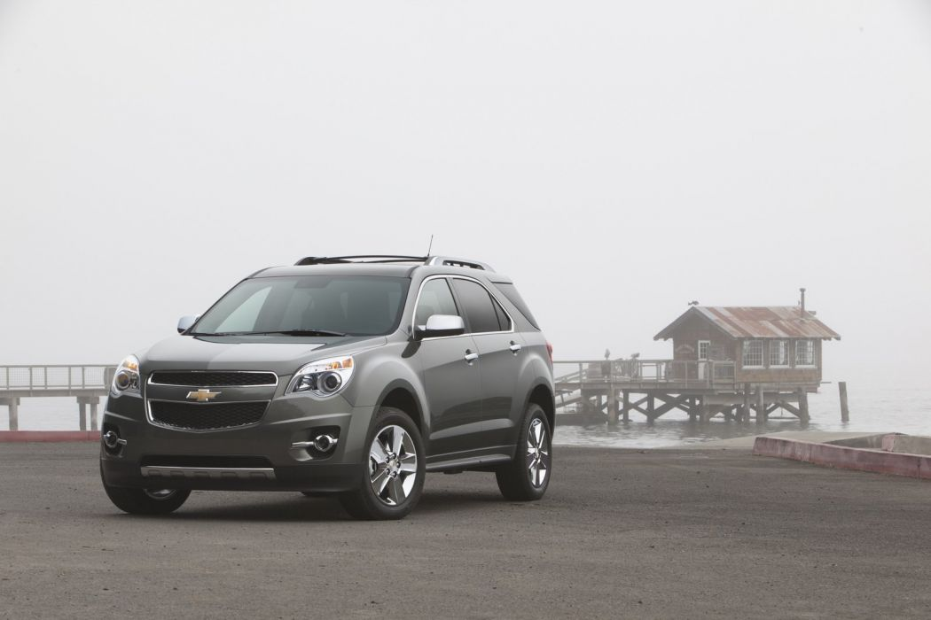 Chevy chevrolet Equinox 2015 suv cars wallpaper