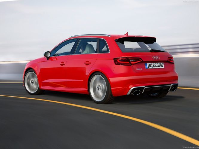 2015 Audi RS3 Sportback cars germany wallpaper