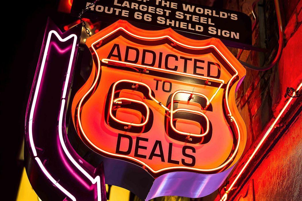 Bar casino cities color food Hotel Lights market motel neon Night office restaurant road street Vacancy wallpaper