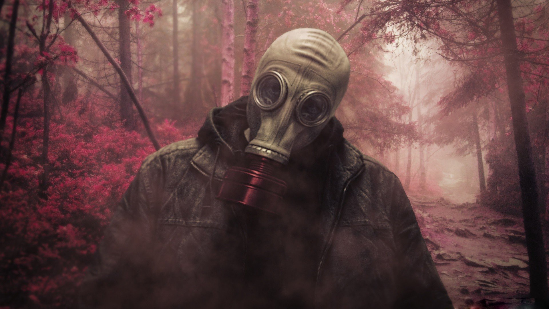 Pollution Mask Grove Air Wallpaper 1920x1080 550853 Wallpaperup