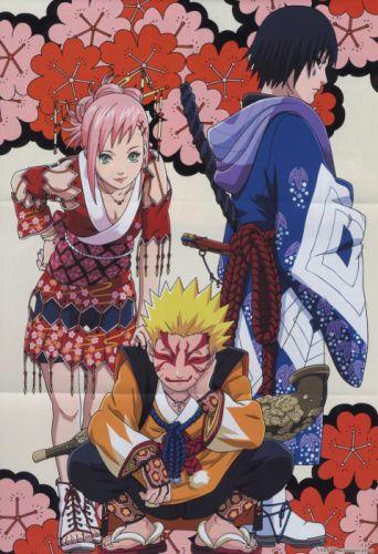 Sakura Uchiha Studio Naruto Pierrot Uzumaki wallpaper
