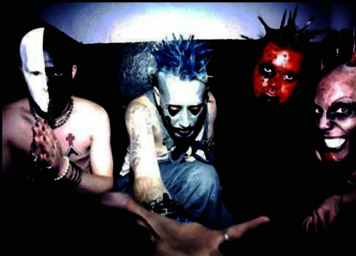 MUDVAYNE alternative metal heavy nu-metal wallpaper