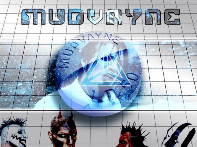 MUDVAYNE alternative metal heavy nu-metal wallpaper