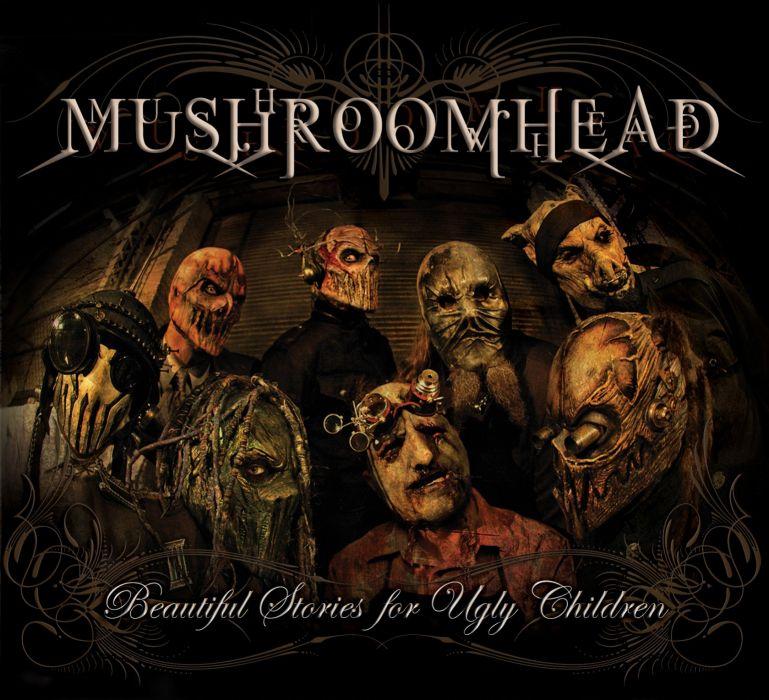 MUSHROOMHEAD industrial metal alternative nu-metal heavy dark wallpaper