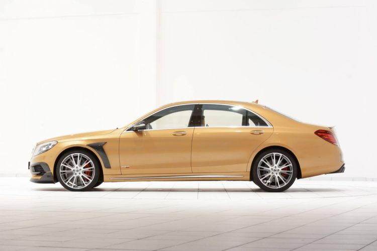 2014 Brabus 850 S63 AMG Bronze tuning cars wallpaper