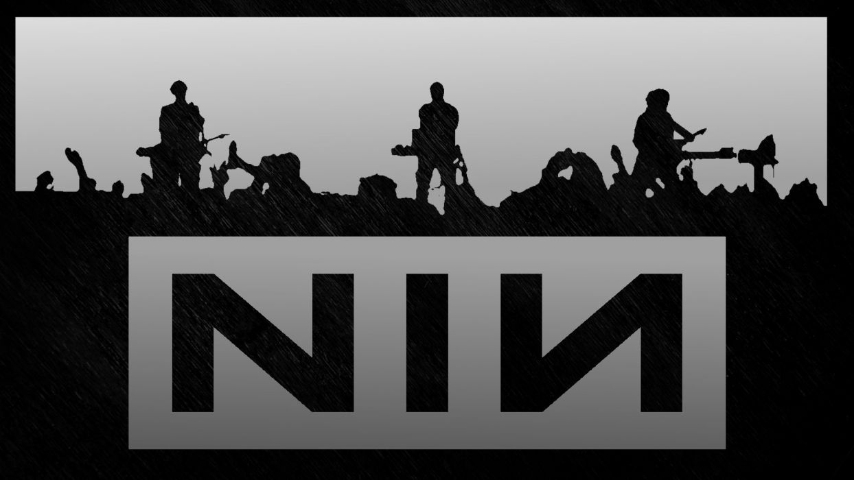 NIN industrial metal alternative rock nine-inch-nails nine inch nails wallpaper
