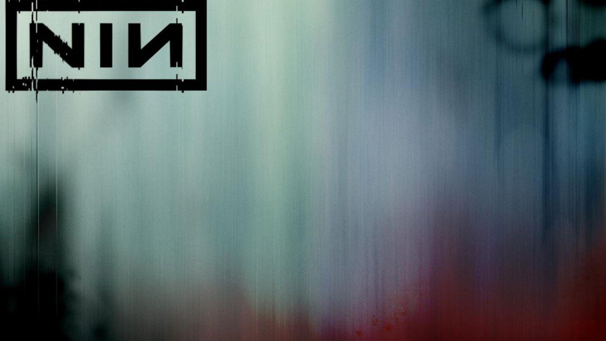 Nin Industrial Metal Alternative Rock Nine Inch Nails Nine