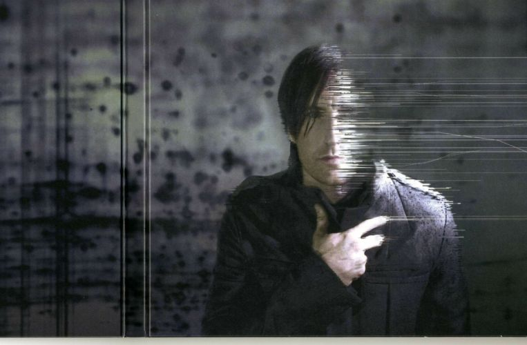 NIN industrial metal alternative rock nine-inch-nails nine inch nails psychedelic wallpaper