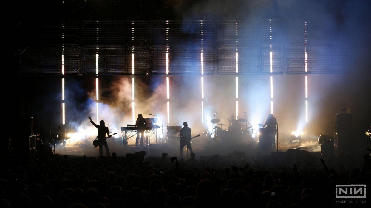Nin Industrial Metal Alternative Rock Nine Inch Nails Nine Inch