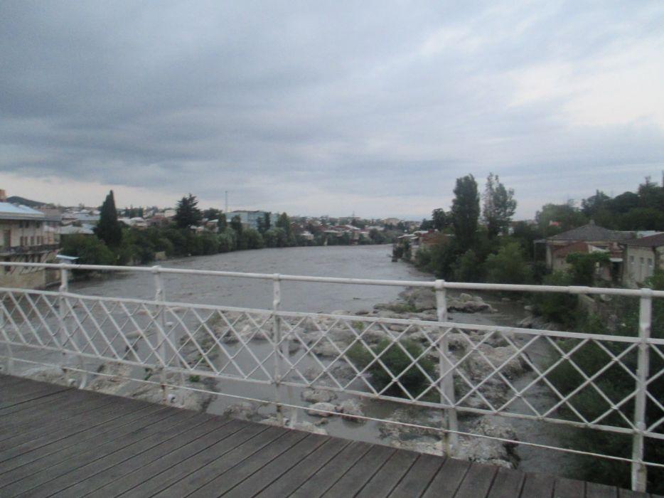 Kutaisi river rion wallpaper
