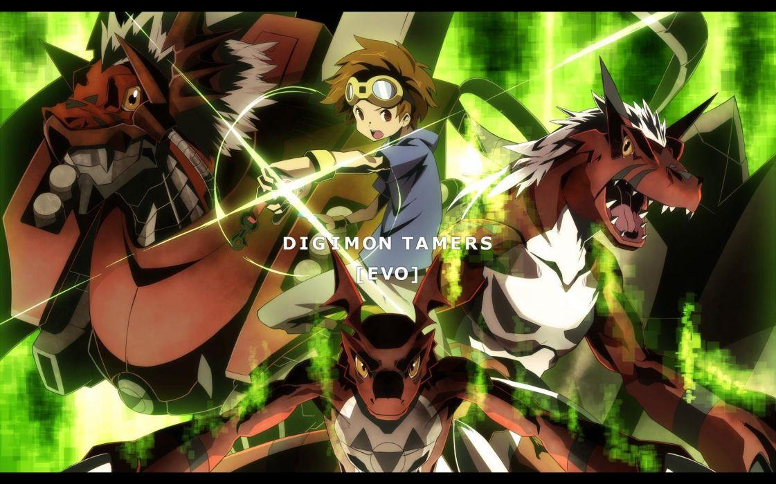 Digimon wallpaper | 1680x1049 | 551936