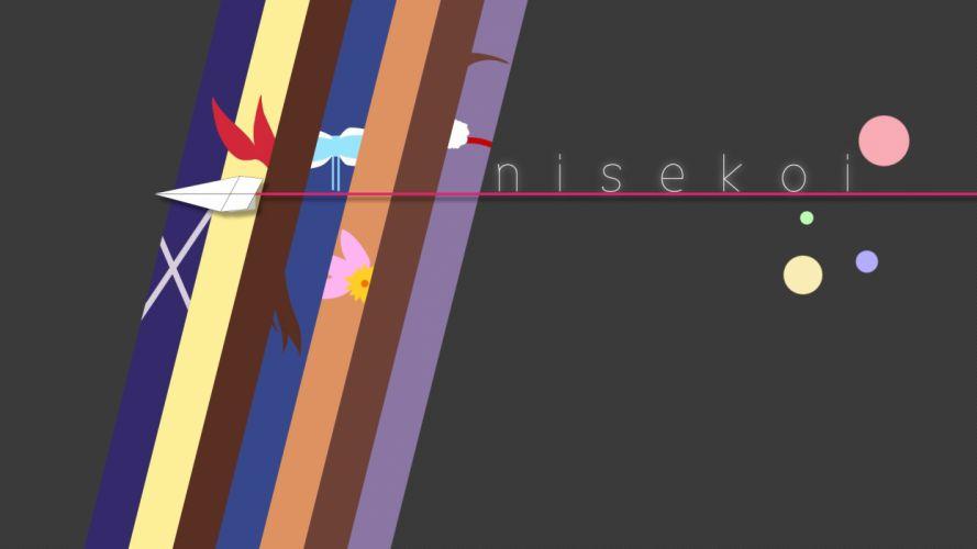 nisekoi wallpaper