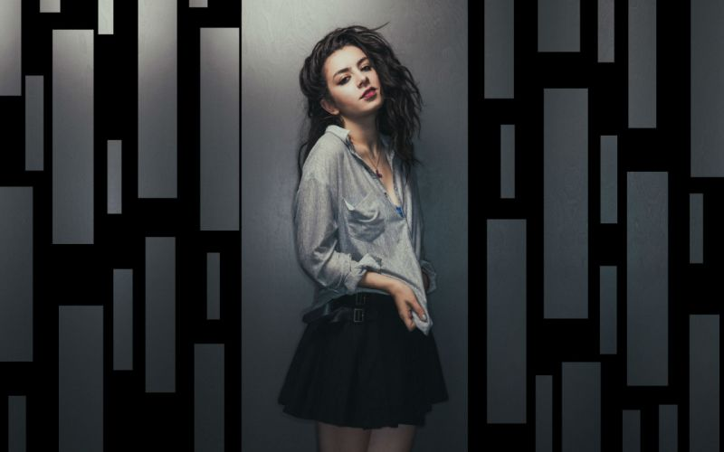 CHARLI XCX house pop electronica indie electro synth synthpop babe singer wallpaper