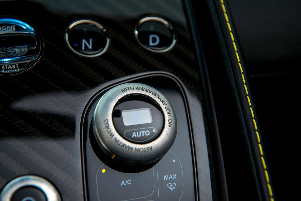 2014 Aston Martin Vanquish Volante Works-60th-Anniversary wallpaper