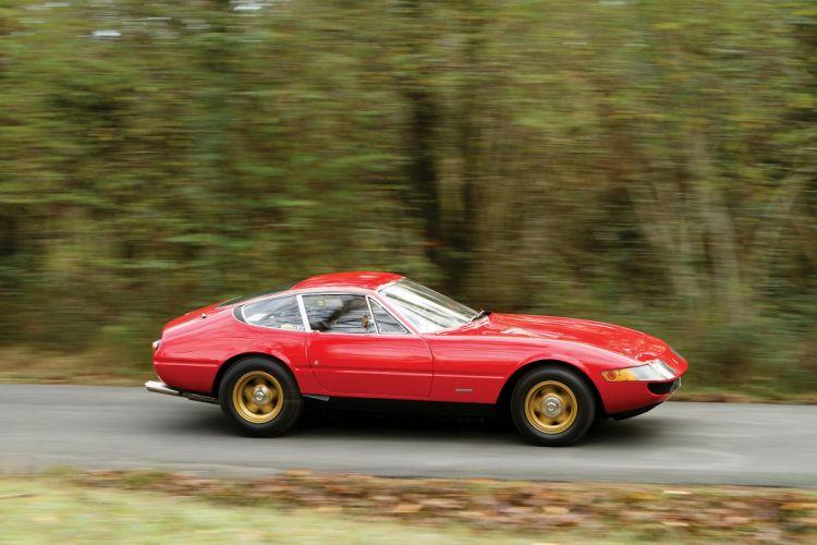 1969 Ferrari 365 GTB-4 Daytona Group-4 (12801) rally race racing supercar classic wallpaper