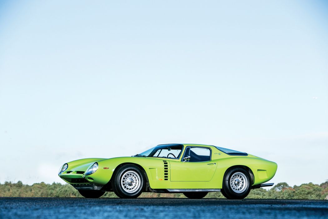 1965 Iso Grifo A3C supercar race racing classic wallpaper