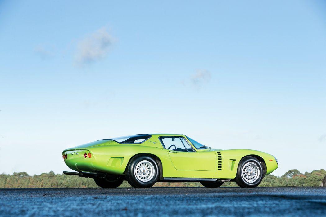1965 Iso Grifo A3C supercar race racing classic wallpaper