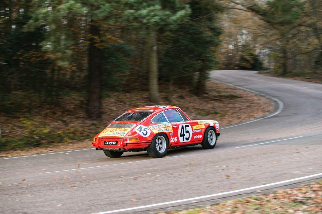 1969 Porsche 911S 2-0 Coupe Rallye 911 race racing rally wallpaper