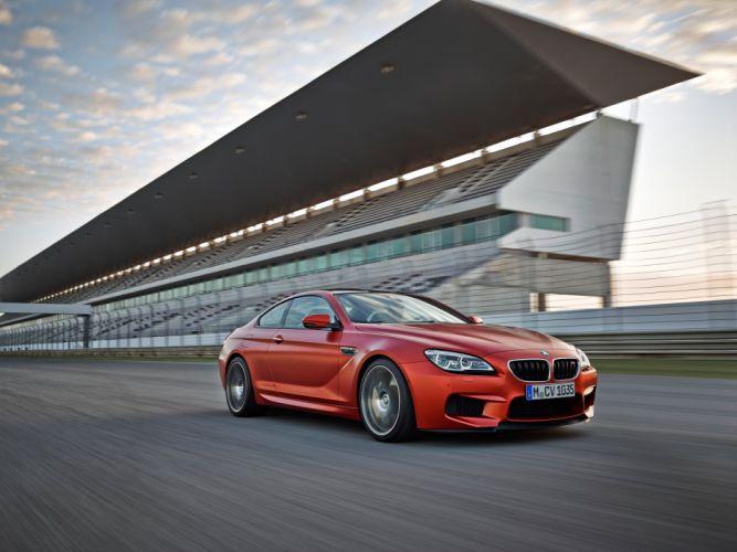 2015 BMW M-6 Coupe (F13) wallpaper