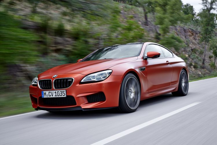 2015 BMW M-6 Coupe (F13) wallpaper