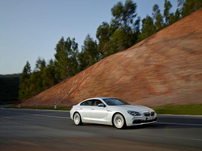 2015 BMW 650i Gran Coupe (F06) luxury wallpaper